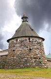 Solovetsky Monastery, Russia Royalty Free Stock Photos