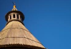 solovetsky torn för kloster Arkivbilder