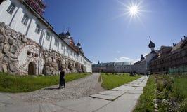 Solovki imagem de stock royalty free