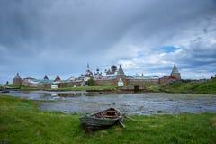 Solovki Stockfotografie