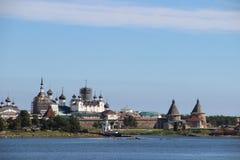 Solovki Royaltyfri Fotografi