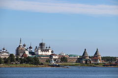 Solovki Royalty Free Stock Photography