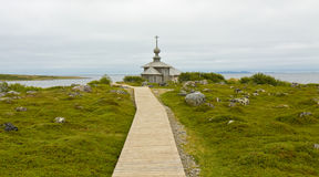 Solovki islands, Russia Royalty Free Stock Photography