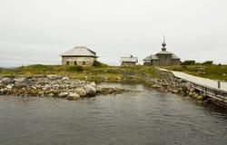 Solovki islands, Russia Stock Photo