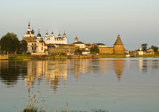 Solovki monastery, Russia Stock Images