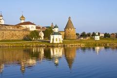 Solovki monastery, Russia Stock Photography