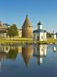 Solovki monastery, Russia Stock Images