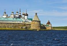 Solovki monastery, Russia Stock Image