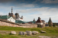 Solovki Royalty Free Stock Images