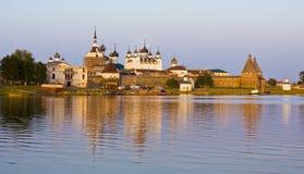 Solovki, Rosja Zdjęcie Royalty Free
