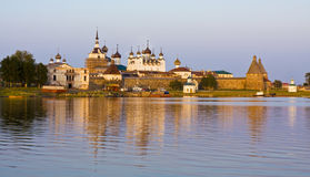 Solovki, Rusia Foto de archivo libre de regalías