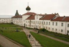 Solovki, Rusland Royalty-vrije Stock Foto