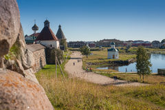 Solovki Royalty Free Stock Photos