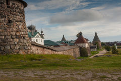 Solovki Stock Photo