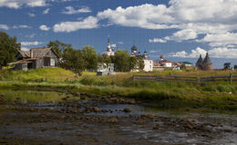 Solovki. Royalty Free Stock Image