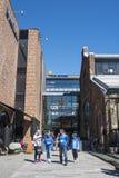 Solsiden shopping centre Trondheim Stock Photo
