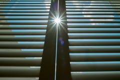 Solsignalljustryckning Arkivbild