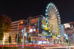 Solsken Sakae Shopping Center Royaltyfria Bilder