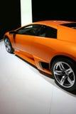 Soltanto automobile Fotografia Stock
