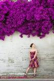 Soltanto fiori Immagini Stock