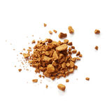 Soluble coffee royalty free stock photo