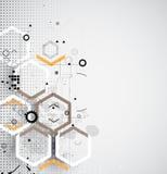 Solución abstracta del negocio de la informática de Internet