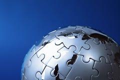 Solución global imágenes de archivo libres de regalías