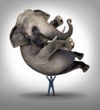 Soluções da liderança Imagem de Stock