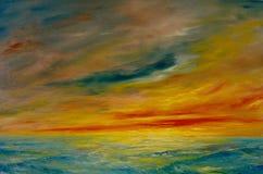 soluppgång Royaltyfri Bild