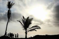 Soluppgång i Isla Fuerte Fotografering för Bildbyråer
