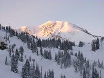 Soluppgång på Alta royaltyfri bild