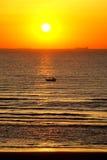 soluppgångar Royaltyfria Foton