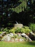 Solur Dias i trädgård Royaltyfria Bilder