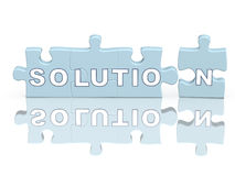 Solution Photos stock