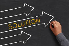 Solution Abstract Stock Photos
