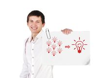 Solution cpncept Stock Photos