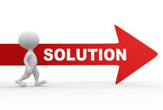 Solution Stock Photography