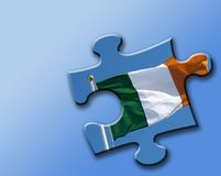 Solution irlandaise Image libre de droits