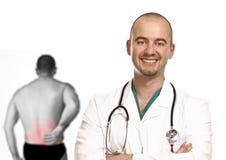 solution médicale Photos libres de droits