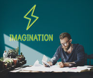 Solution Suggestion Focus Design Concept Royalty Free Stock Photos