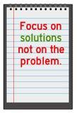 Solutions Photos libres de droits
