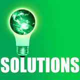 Solutions Photos stock