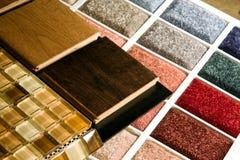 Soluzioni della pavimentazione Fotografia Stock