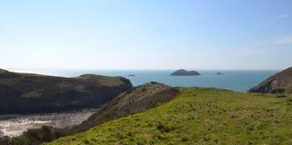 Solva. Taken in Pembrokeshire, April 2014. Solva Royalty Free Stock Photo