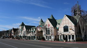Solvang Royalty Free Stock Images