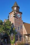 Solvang Antique Center in California Stock Photos
