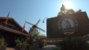Solvang Brewing Company απόθεμα βίντεο