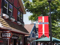 Solvang la Californie Photo stock