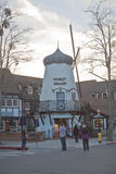 Solvang street Royalty Free Stock Images