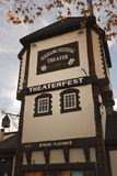 Solvang Theaterfest Royalty Free Stock Image